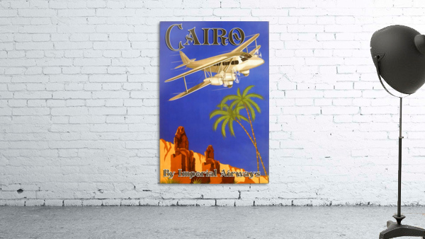 Cairo By Imperial Airways