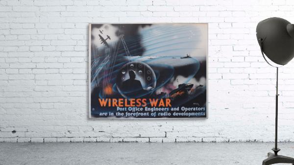 Wireless war