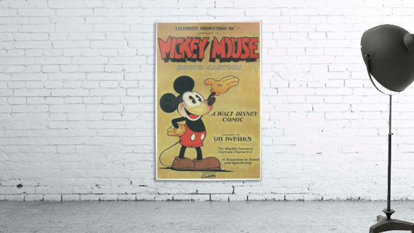 Mickey Mouse Sound Cartoon
