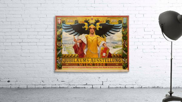 Jubilaeums Austellung Wien 1898