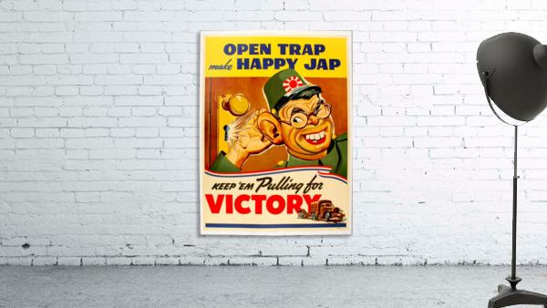 American anti Japanese propaganda from World War II