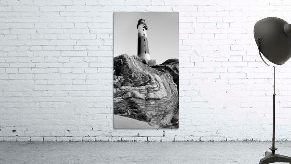Lighthouse on Twisted Rock