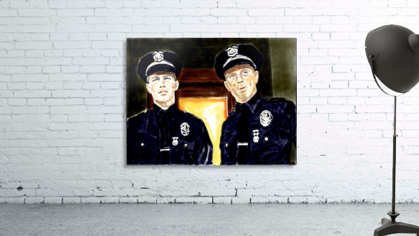 Cops  by J Gregory