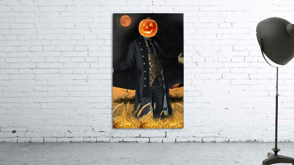 Pumpkinhead by J Gregory