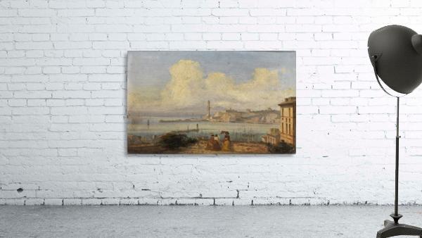 Bucht von Neapel 1855