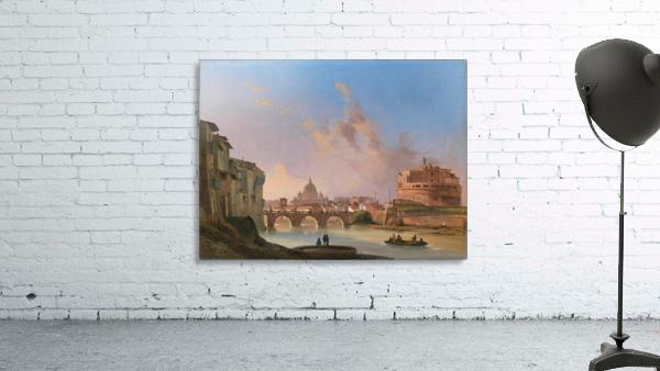 San Pietro e Castel Sant Angelo