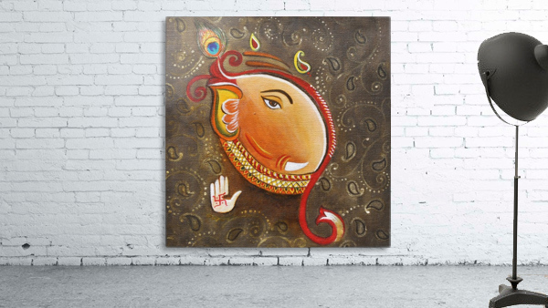 Ganesha the Great God