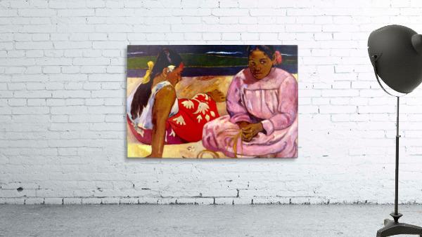 Women of Tahiti by Gauguin