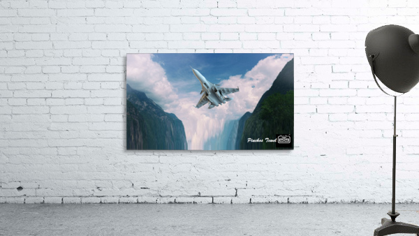 ART  jet   Clouds 1