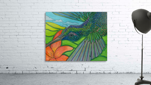 In To The Hummingbird's Eye