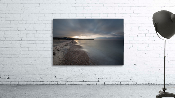 Belle Cote Beach at Sunset Print