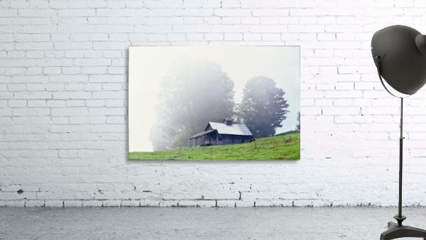 House Near Peacham, Vermont, Usa