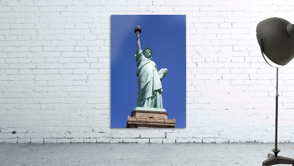 Statue Of Liberty, Lower Manhattan, New York City, New York, Usa