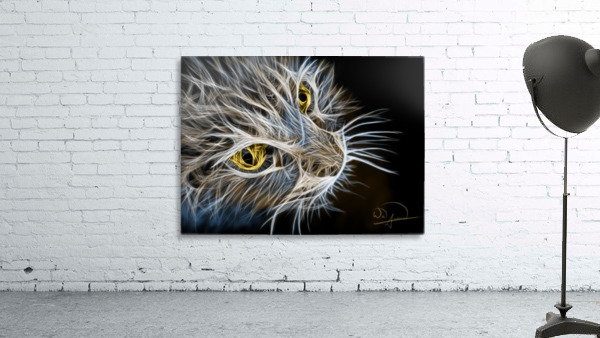 Cat Abstracto