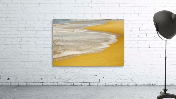 Tide On The Beach