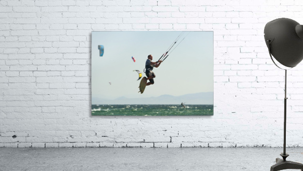 Kitesurfing; Tarifa, Cadiz, Andalusia, Spain