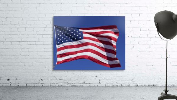 American Flag; Pahreah, Utah, United States of America