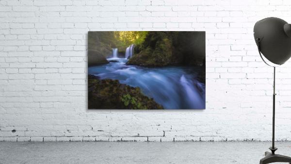 Spirit Falls; Washington, United States of America