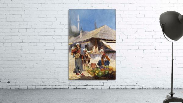 Mielich Orientalische Marktszene