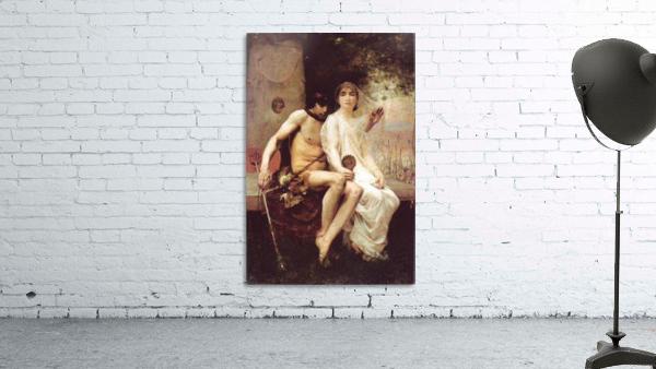 Lycenion et Daphnis