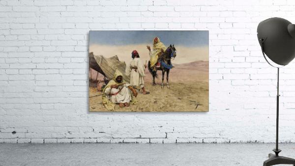 Nomades du desert