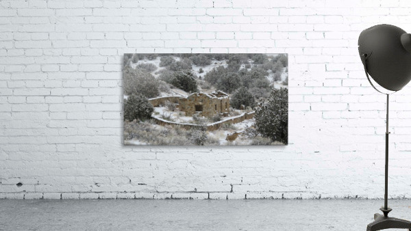 Ruins - Juan Tabo in Snow 2VP