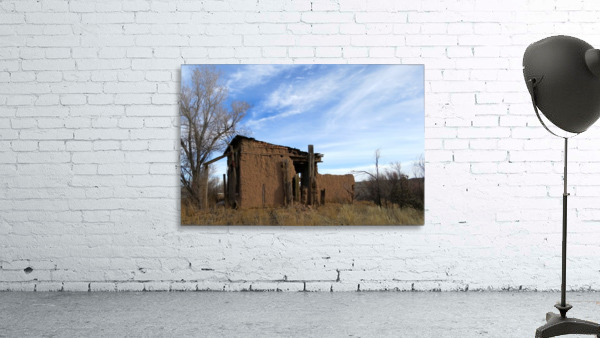 Turquoise Trail - Ruins in Golden 2VP
