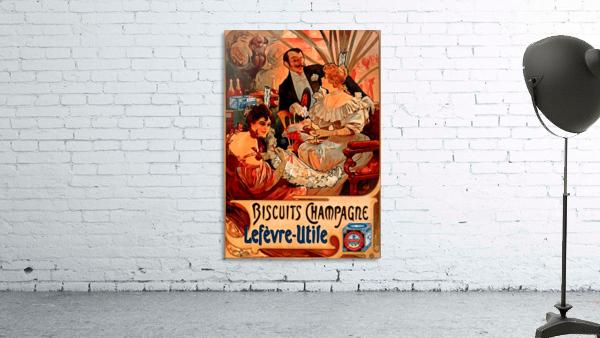 Biscuits Champagne, Lefevre-Utile