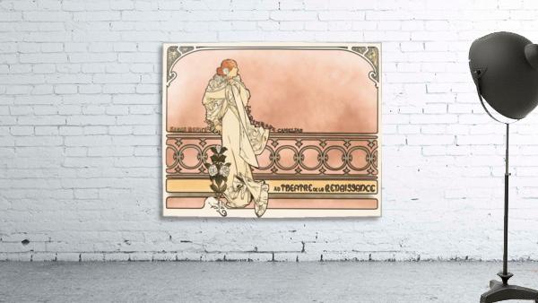 La Dame aux Camelias poster
