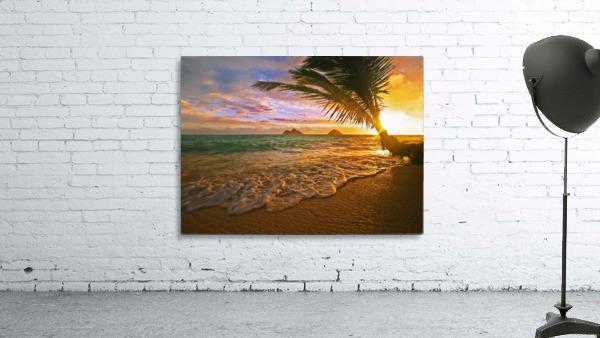 Lanikai Beach Sunset