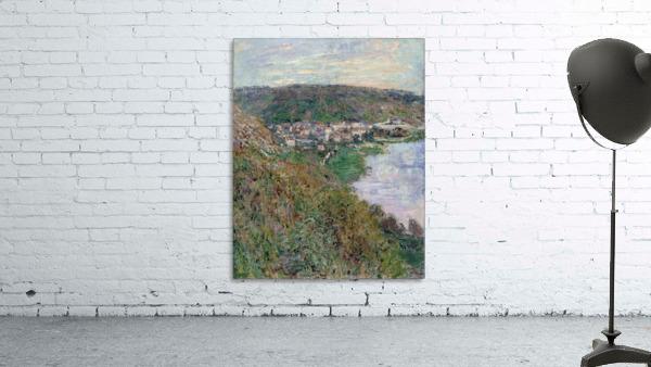 Monet - View of Vetheuil
