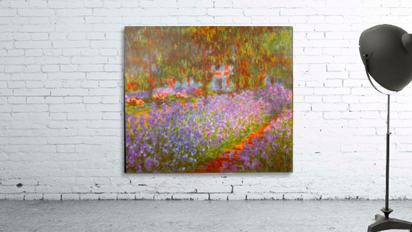 Monets Garden by Monet