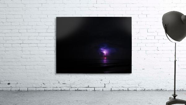 Lightning up the Sea