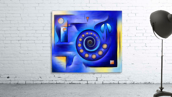 Grefenissa V1 - space art