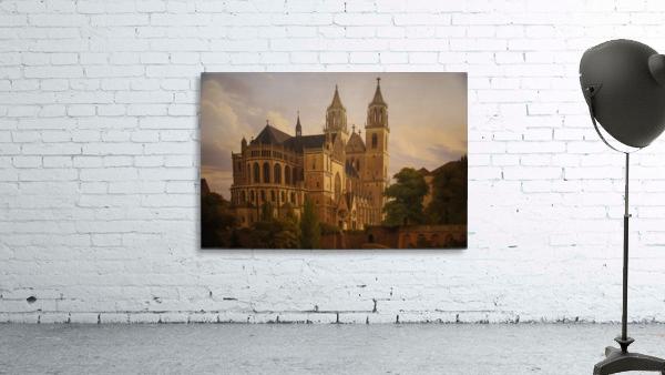 Magdeburger Dom 1828
