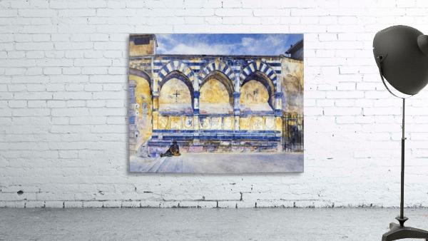 The Three Arches of Santa Maria Novella