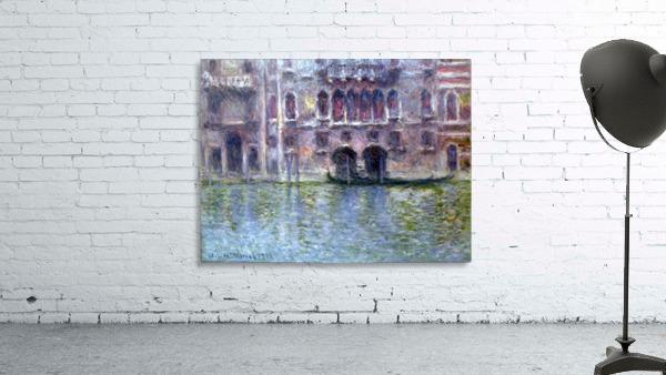 Palazzo da Mula, Venice by Monet