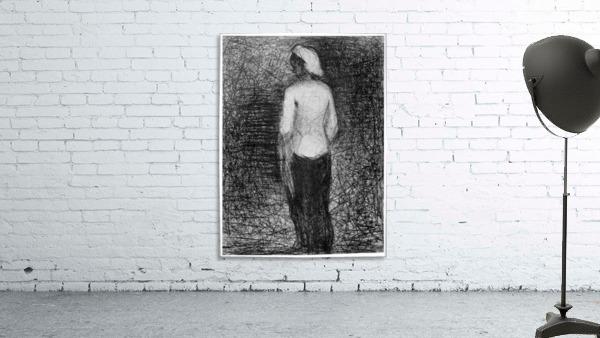 Artist by Seurat
