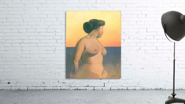 Bathing 2 by Felix Vallotton