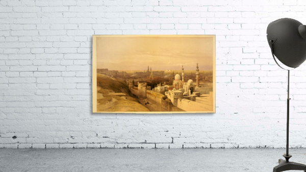 View of Old Cairo