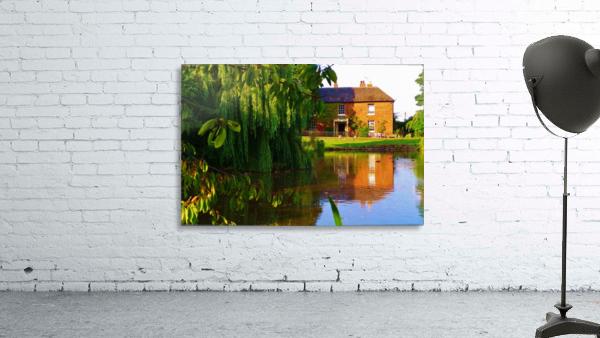 Fish pond Seckington