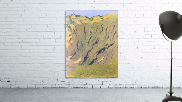 Cliffs by Felix Vallotton
