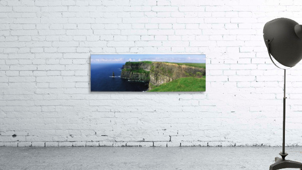 Cliffs Of Moher, Co Clare, Ireland; Cliffs On The Atlantic Ocean