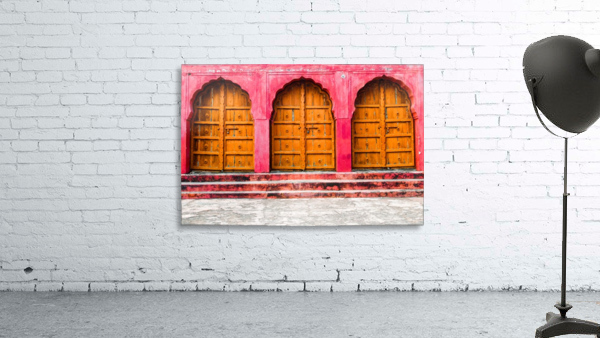 Doors of the Pink City