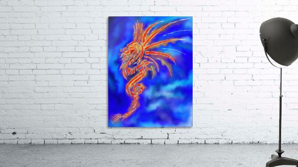 Essemios - furious dragon