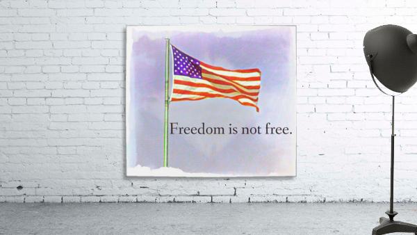 freedomIsnofree Print