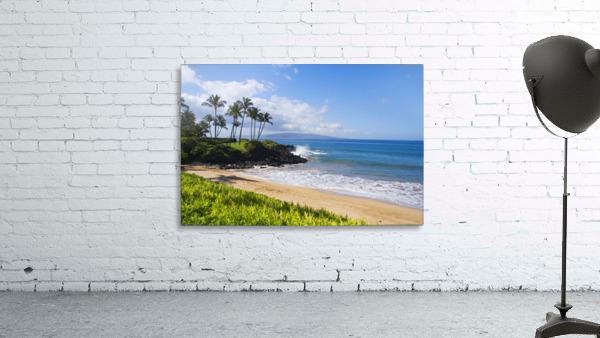 Hawaii, Maui, Wailea, Beautiful Ulua Beach.