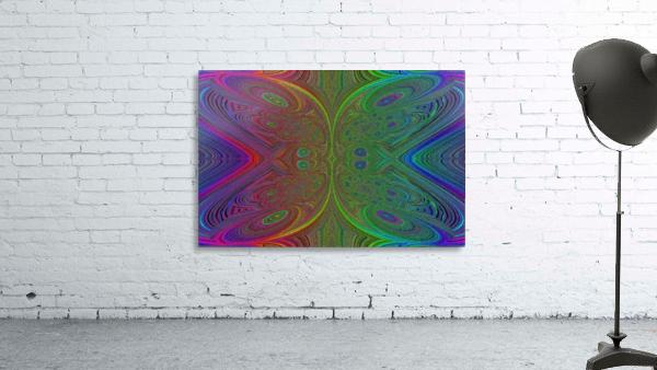 Digital Butterfly Rainbow 1
