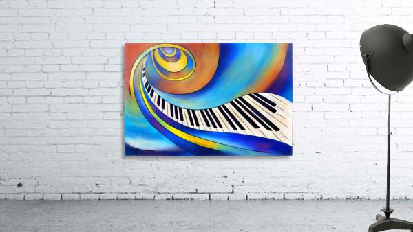 Redemessia - spiral piano