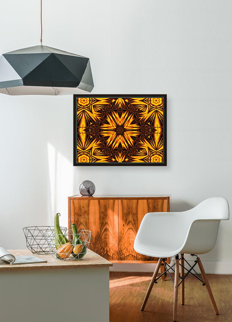 Golden Dandelion  Art